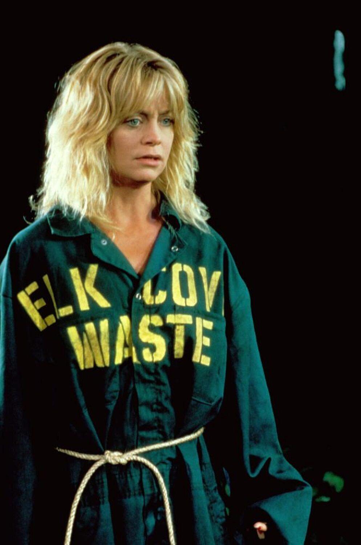 """Kto oprócz Goldie Hawn gra w filmie """"Dama za burtą""""?"""