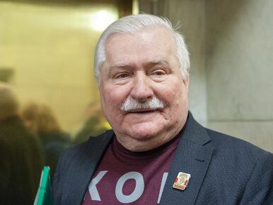 Wałęsa o LGBT: Muszą się podporządkować do większości. Nie mogą mi...