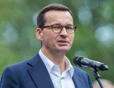 """Mateusz Morawiecki przyjmie dymisję ministra Piebiaka. """"Sądzę, że to..."""