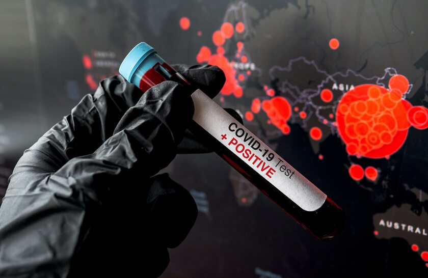 Pandemia koronawirusa, zdj. ilustracyjne