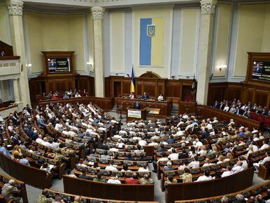 Ukraina wprowadzi stan wojenny. Deputowani poparli dekret prezydenta