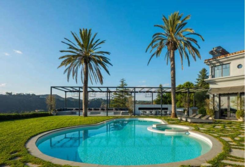 Były dom Kylie Jenner w Beverly Hills