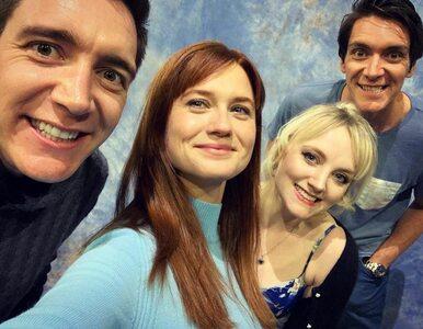 """Dawno nie widzieliśmy ich razem! Aktorzy znani z """"Harry'ego Pottera"""" na..."""