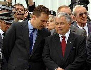 Prezydent nie dopuści Sikorskiego do MSZ