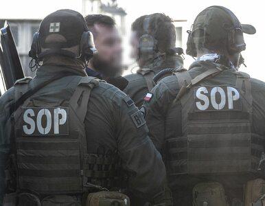 Libacja na szkoleniu funkcjonariuszy SOP. Padły oskarżenia o molestowanie