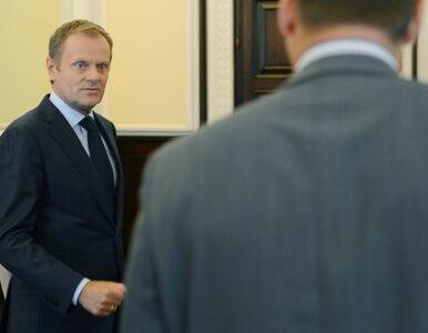 Tusk rozmawia z politykami PO o tym, co mu się nie udało