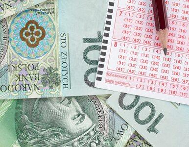 Wielka kumulacja Lotto rozbita