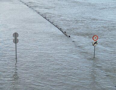 Ciężkie ulewy nad Małopolską, ponad 300 interwencji