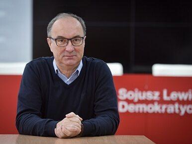 Włodzimierz Czarzasty zwycięzcą pierwszej tury wyborów na szefa SLD