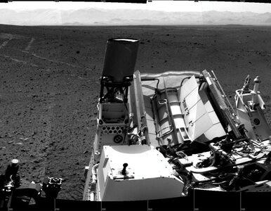 Curiosity na Marsie: czas na ruchy ramieniem