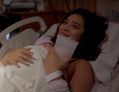 """Shay Mitchell, znana z serialu """"Słodkie kłamstewka"""", urodziła córkę...."""