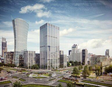 Warszawski rynek biurowy ma już prawie 5,5 mln m kw.