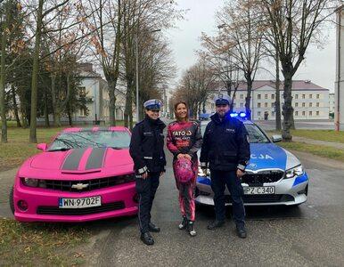 """""""Jak szybko, to nie na drodze"""". Karolina Pilarczyk w kampanii policji"""