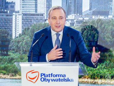 Schetyna oburzony słowami Morawieckiego. Zapowiada pozew w trybie wyborczym