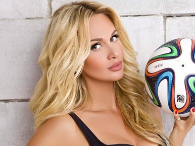 Mundial w Rosji ma swoją ambasadorkę. Kibice już szaleją