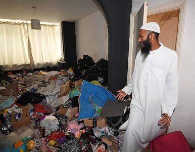 Fekalia, pleśń, zgniłe jedzenie i góra śmieci. W tym domu mieszkała...