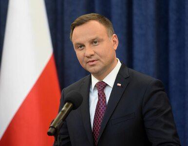 """Mocny apel rektorów i PAN do Dudy. """"Środowisko akademickie z..."""