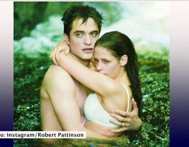 Robert Pattison przerywa milczenie i komentuje związek z Kristen Stewart