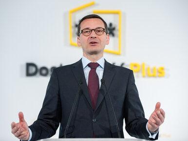 Doradca premiera Morawieckiego zwolniony. Poszło o Niemcy i UE