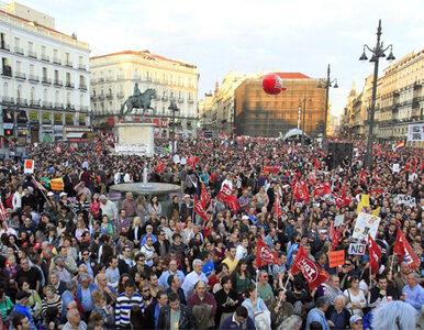 Strajk sparaliżował Hiszpanię. Rząd: reformy i tak będą