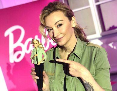 Martyna Wojciechowska jako jedyna Polka ma własną lalkę Barbie