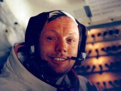 Umarł Neil Armstrong - człowiek, który pierwszy postawił stopę na Księżycu