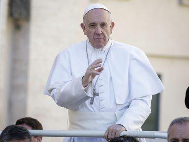 """Papież Franciszek pamiętał o świętach przypadających 3 maja. """"Niech żyje..."""