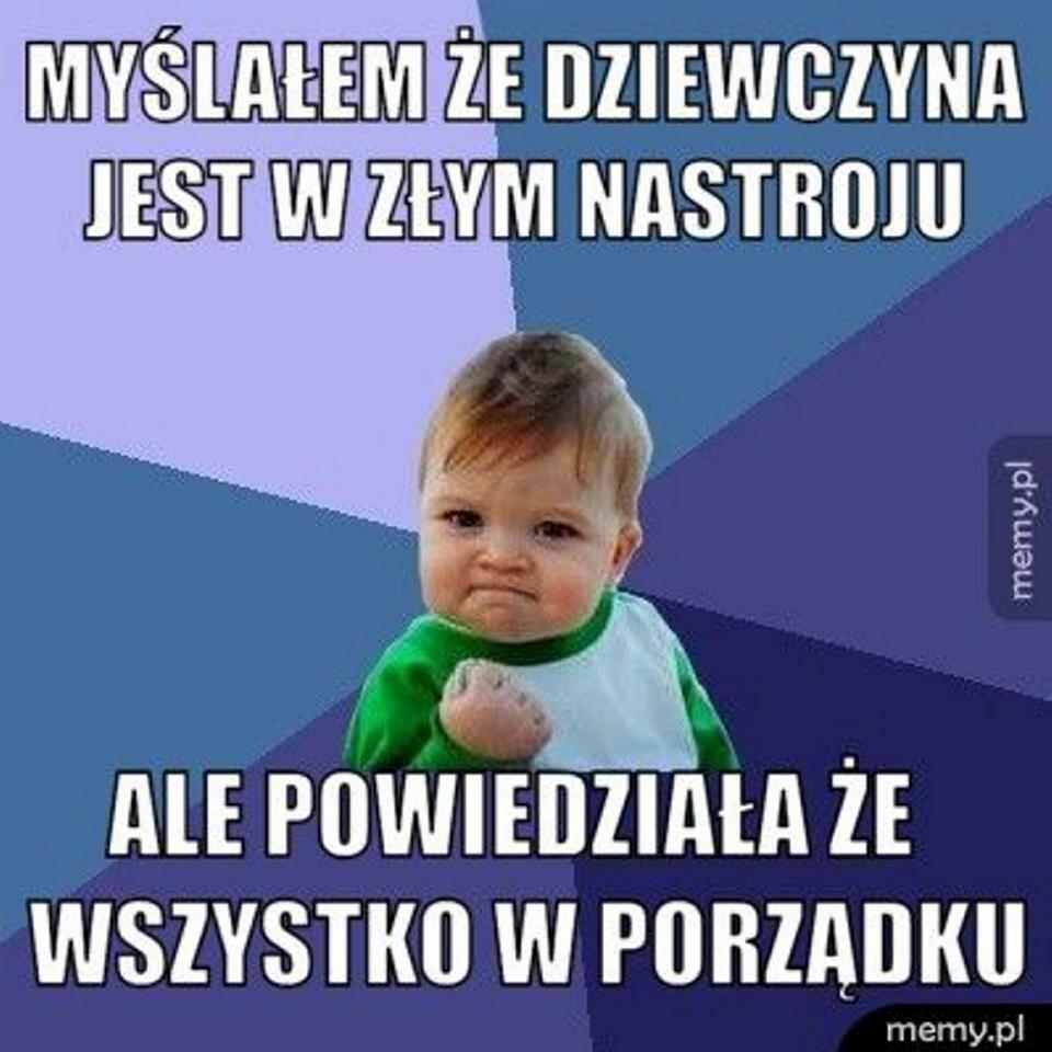 "Memy z ""success kid"""