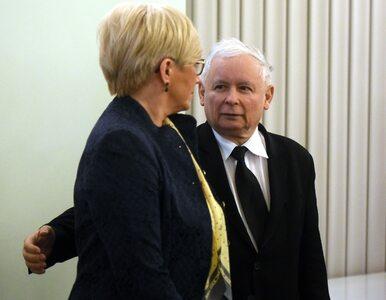 Jarosław Kaczyński: Julia Przyłębska to moje towarzyskie odkrycie
