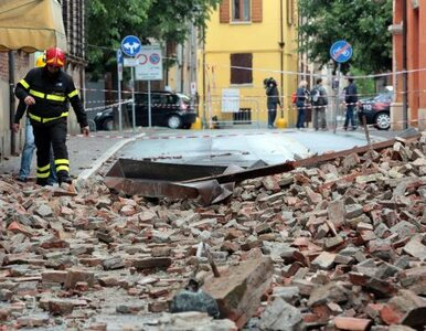 Stan kryzysowy we Włoszech. Ziemia wciąż się trzęsie