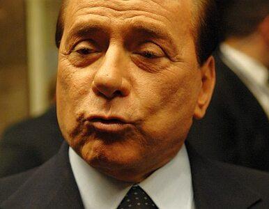 """Berlusconi złamał ciszę wyborczą. """"Sądy jak mafia"""""""