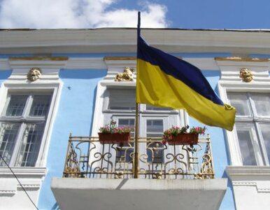 Ukraińcy nie mogą świętować na czerwono