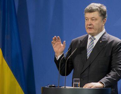Poroszenko: Protest na Majdanie to prowokacja Rosji