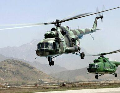 Polscy piloci trenują w USA na rosyjskich śmigłowcach