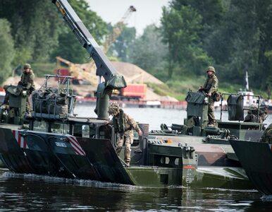 Rosyjscy inspektorzy obserwują manewry Anakonda-16