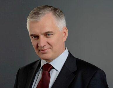 Gowin: tupolew to jedna z najważniejszych spraw w Polsce