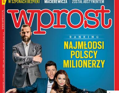 Ranking 40 najbogatszych Polaków przed czterdziestką. Co jeszcze w nowym...