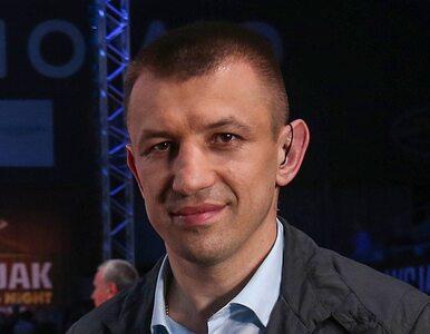Adamek: Od lat kuszono mnie, bym poszedł w politykę