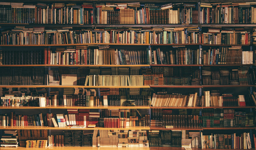 Biblioteka, zdjęcie ilustracyjne