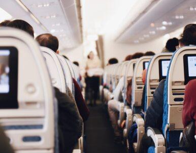 Bójka na pokładzie samolotu. Pasażerowi odmówiono...piwa
