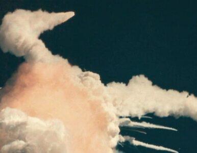 Nowe zdjęcia z katastrofy Challengera. Schowane przez 28 lat