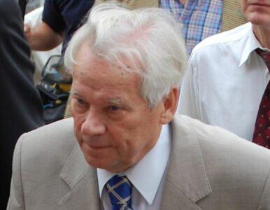 Kałasznikow trafił do szpitala