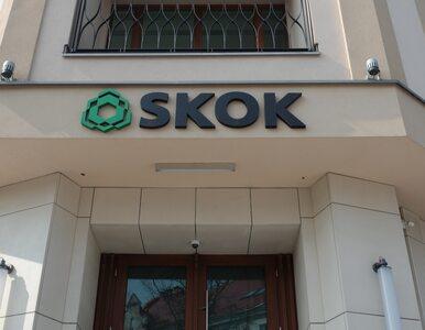 Sondaż: Połowa badanych uważa, że SKOK-i to temat zastępczy