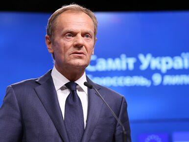 Donald Tusk wzywa Europę, Chiny, USA i Rosję do współpracy. Ostrzega...