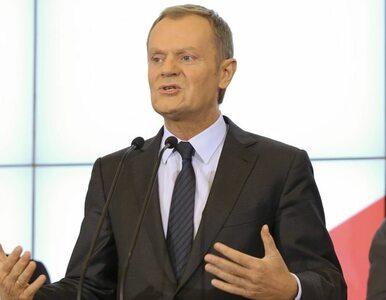 Tusk: nowym szefem CBA będzie...