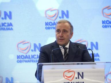 Grzegorz Schetyna: Komisja śledcza albo przyspieszone wybory