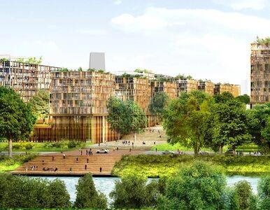 Tak będzie wyglądała wioska olimpijska w Paryżu. Po igrzyskach zostanie...