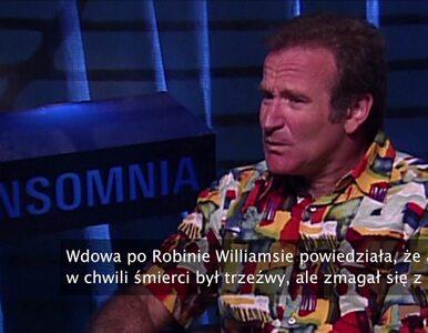 Robi Williams nie żyje. Żona aktora wydała kolejne oświadczenie