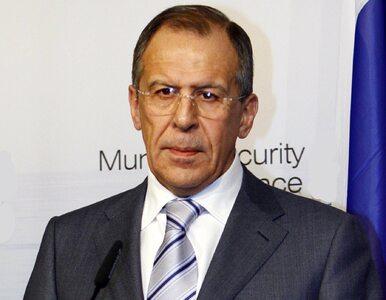 Ławrow: Ropa IS płynie za granicę. Udostępnimy fakty, które to potwierdzą