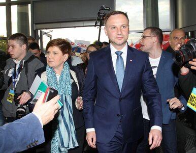 """""""Wprost"""" o kulisach kampanii Andrzeja Dudy. Jaką rolę odegra Beata Szydło?"""